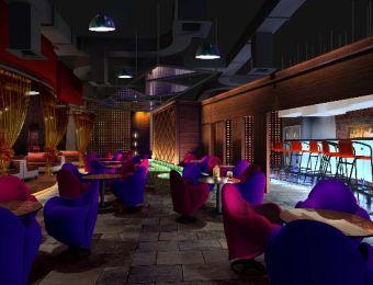 Thiết kế nội thất quán cafe ấn tượng
