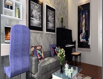 Thiết kế căn hộ chị Mai