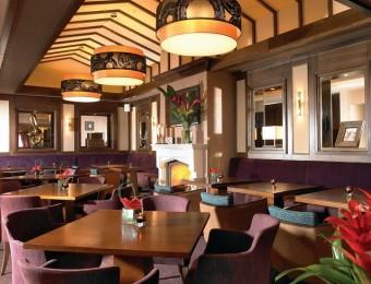 Thiết kế nội thất nhà hàng ăn nhanh hiện đại