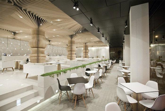 thiết kế nội thất nhà hàng (5)