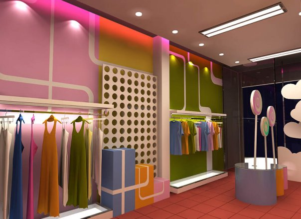 thiet ke noi that shop, cua hang quan ao (6)