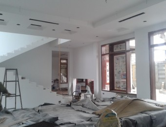 Thiết kế nội thất, thi công trần thạch cao tại Hải Phòng