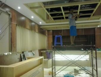 Thiết kế thi công nội thất nhà hàng ăn uống tại Hải Phòng