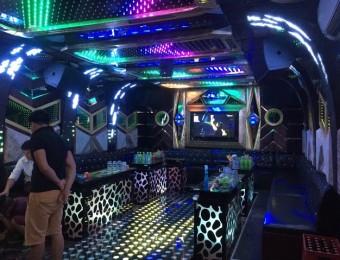 Thiết kế phòng karaoke, bar, vũ trường tại Đồng Nai