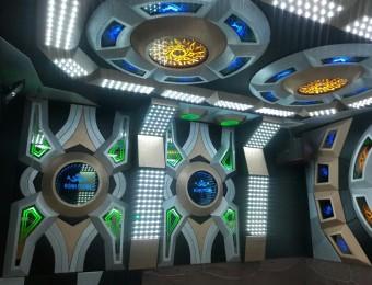 Báo giá thi công nội thất phòng Karaoke Vip đẹp ở Cần Thơ