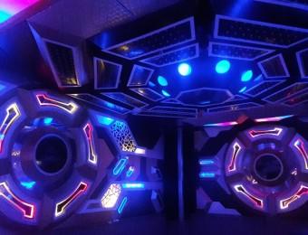 Thi công nội thất Karaoke Bar sàn tại Phú Yên