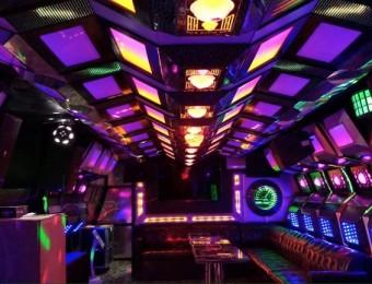 Thi công phòng karaoke Bar mini Vip gia đình tại Hải Phòng