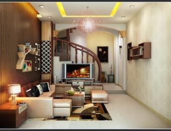 Nhận thiết kế nội thất Phòng Khách đẹp tại Hải Phòng