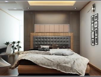 Thiết kế nội thất phòng ngủ đẹp lãng mạn