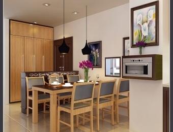 Thiết kế căn hộ Nam Cường