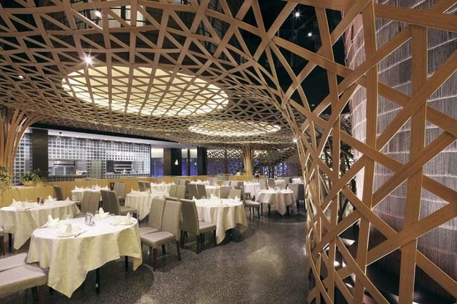 thiết kế nội thất nhà hàng (18)