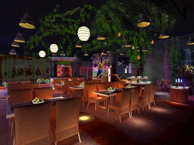 thiết kế nội thất nhà hàng (20)