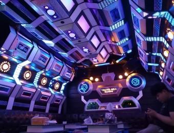 Thi Công Karaoke Phi Thuyền tại Thủy Nguyên, Hải Phòng