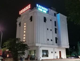 Thi công quán karaoke vip TH36-ONE tại Hạ Long