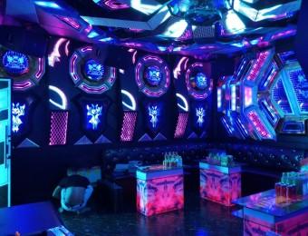 Nhận Thiết Kế Karaoke, bar, sàn vũ trường tại Kiên Giang