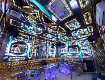 Nhận thiết kế thi công phòng hát Karaoke tại Hải Dương