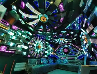 Thiết kế karaoke cảm ứng theo nhạc ở An Dương Hải Phòng