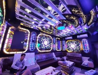 Thiết kế Bar – phòng karaoke tại Quảng Trị