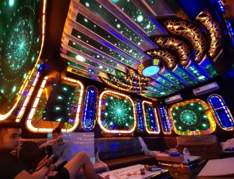 Thi công phòng hát karaoke Vip giá RẺ tại Tiền Giang