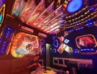 Báo giá thiết kế thi công karaoke đẹp lạ tại Hòa Bình