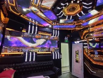 Dịch vụ thi công quán hát karaoke đẹp mà rẻ ở Lâm Đồng