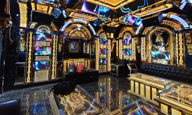 phòng karaoke inox mới siêu đẹp đẳng cấp mới nhất (2)